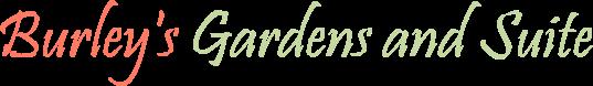 Burleys Gardens & Suite